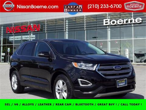 2016 Ford Edge for sale at Nissan of Boerne in Boerne TX
