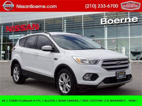 2018 Ford Escape for sale at Nissan of Boerne in Boerne TX