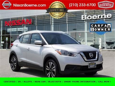 2019 Nissan Kicks for sale at Nissan of Boerne in Boerne TX