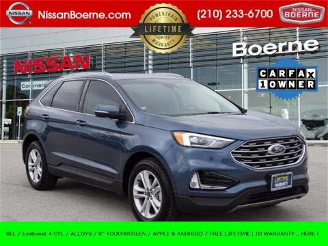 2019 Ford Edge for sale at Nissan of Boerne in Boerne TX