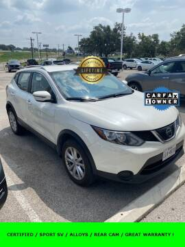 2018 Nissan Rogue Sport for sale at Nissan of Boerne in Boerne TX