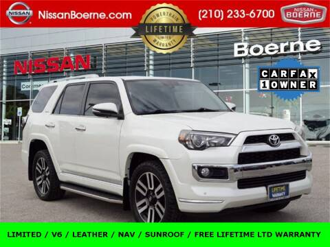 2017 Toyota 4Runner for sale at Nissan of Boerne in Boerne TX