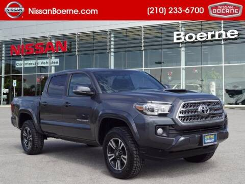 2017 Toyota Tacoma for sale at Nissan of Boerne in Boerne TX