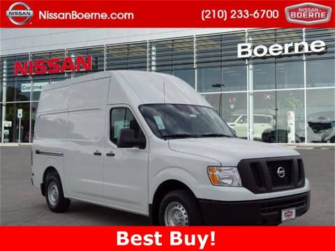 2020 Nissan NV Cargo for sale at Nissan of Boerne in Boerne TX
