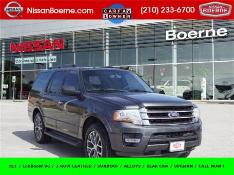 2016 Ford Expedition for sale at Nissan of Boerne in Boerne TX