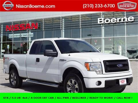 2013 Ford F-150 for sale at Nissan of Boerne in Boerne TX