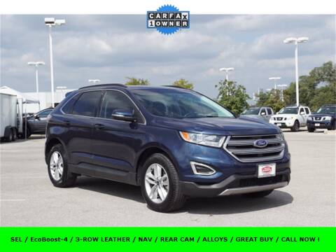 2017 Ford Edge for sale at Nissan of Boerne in Boerne TX