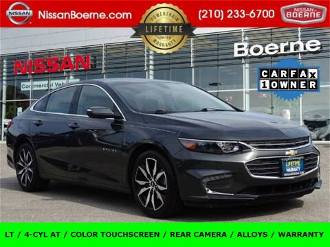 2017 Chevrolet Malibu for sale at Nissan of Boerne in Boerne TX