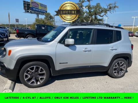 2015 Jeep Renegade for sale at Nissan of Boerne in Boerne TX