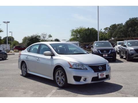 2013 Nissan Sentra for sale at Nissan of Boerne in Boerne TX