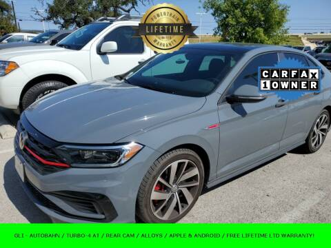 2019 Volkswagen Jetta for sale at Nissan of Boerne in Boerne TX