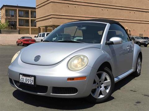 2007 Volkswagen New Beetle for sale in Huntington Beach, CA