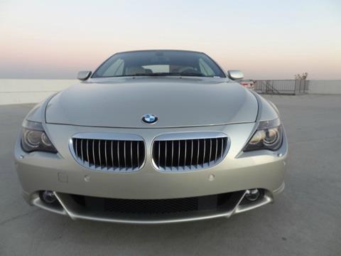 2007 BMW 6 Series for sale in Huntington Beach, CA