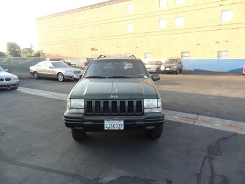 1996 Jeep Grand Cherokee for sale in Huntington Beach, CA