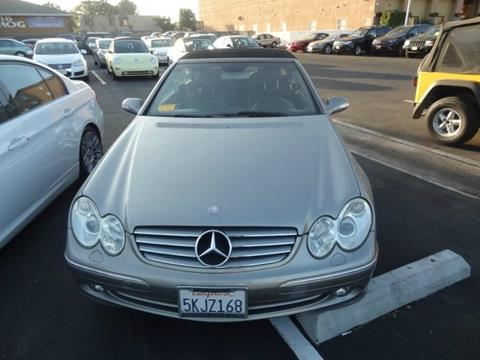2005 Mercedes-Benz CLK for sale in Huntington Beach, CA