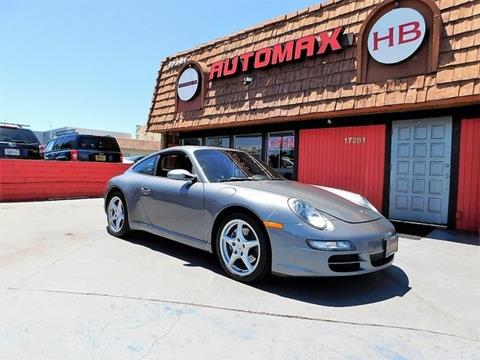 2005 Porsche 911 for sale in Huntington Beach, CA