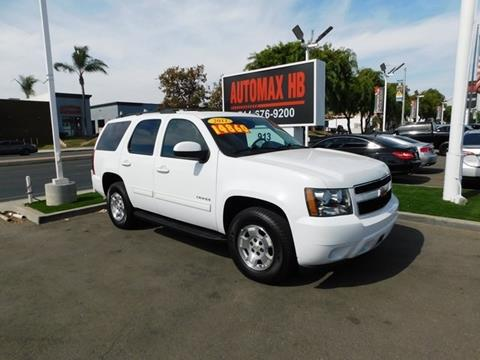 2011 Chevrolet Tahoe for sale in Huntington Beach, CA