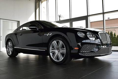 2017 Bentley Continental GT V8 for sale in North Providence, RI