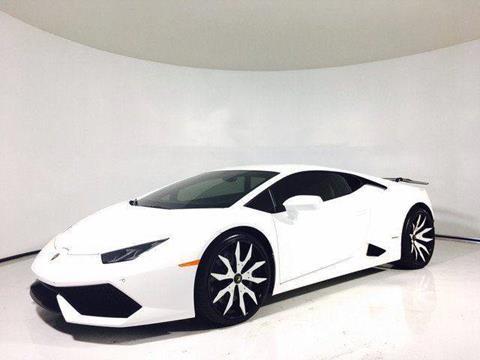2015 Lamborghini Huracan for sale in North Providence, RI