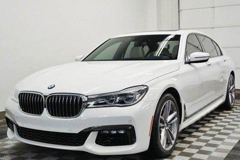 2016 BMW 7 Series for sale in North Providence, RI