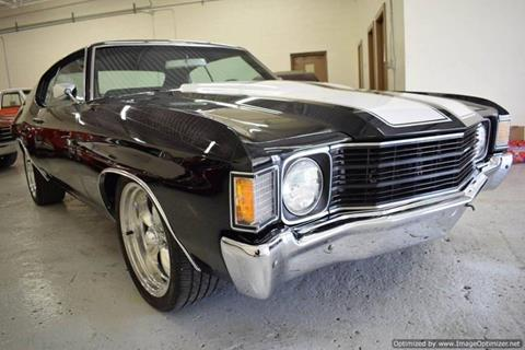 1972 Chevrolet Chevelle for sale in North Providence, RI