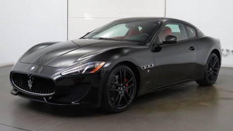 2017 Maserati GranTurismo for sale in North Providence, RI