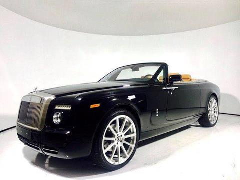 2009 Rolls-Royce Phantom Drophead Coupe for sale in North Providence, RI