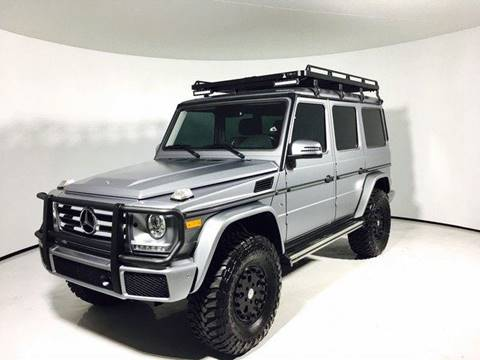 2016 Mercedes-Benz G-Class for sale in North Providence, RI