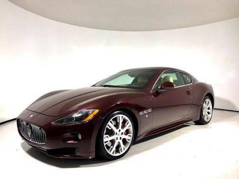 2012 Maserati GranTurismo for sale in North Providence, RI
