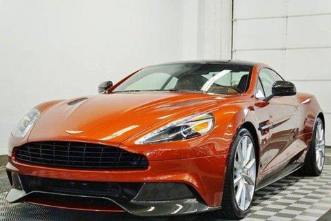 2017 Aston Martin Vanquish for sale in North Providence, RI