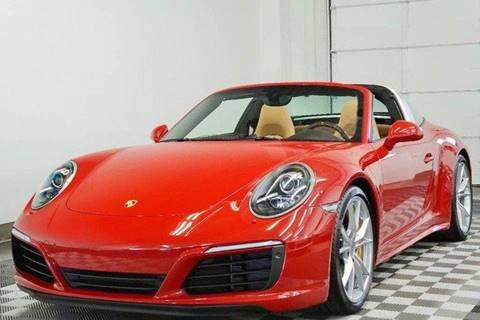 2017 Porsche 911 for sale in North Providence, RI