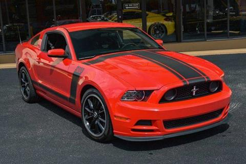 2013 Ford Mustang Boss 302 for sale in North Providence, RI