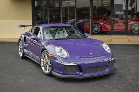 2016 Porsche 911 for sale in North Providence, RI