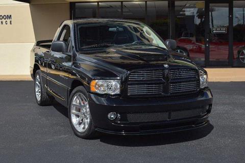 2004 Dodge Ram Pickup 1500 SRT-10 for sale in North Providence, RI