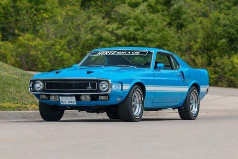 1969 Shelby GT500 for sale in North Providence, RI