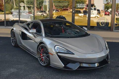 2017 McLaren 570S for sale in North Providence, RI
