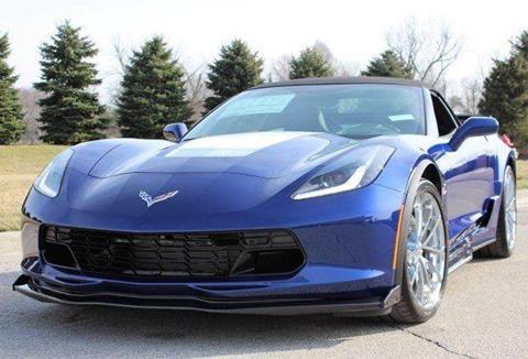 2017 Chevrolet Corvette for sale in North Providence, RI