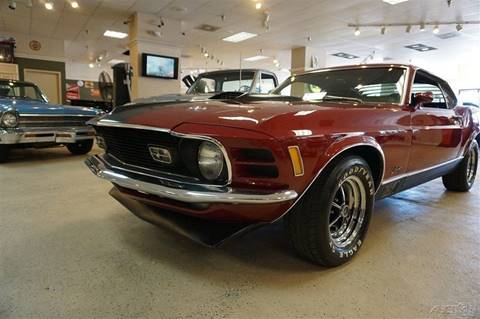 1970 Ford Mustang for sale in North Providence, RI