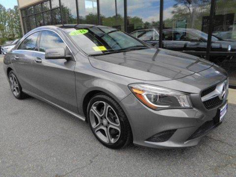 2014 Mercedes-Benz CLA for sale in North Providence, RI