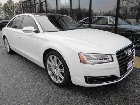 2015 Audi A8 for sale in North Providence, RI