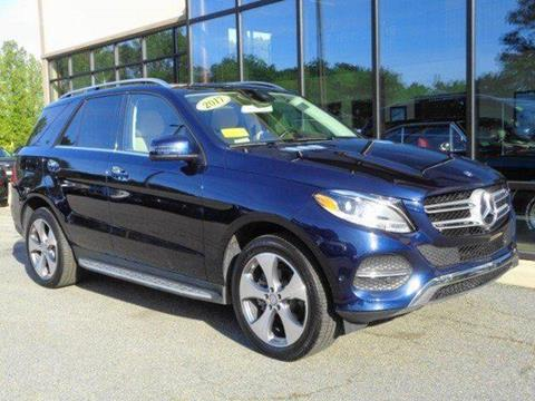 2017 Mercedes-Benz GLE for sale in North Providence, RI