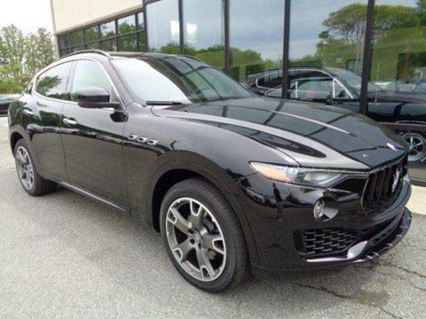 2017 Maserati Levante for sale in North Providence, RI