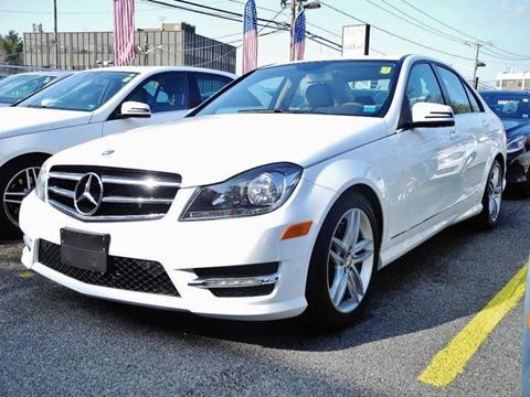 2014 Mercedes-Benz C-Class for sale in North Providence, RI