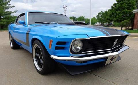 1970 Ford Mustang Boss 302 for sale in North Providence, RI