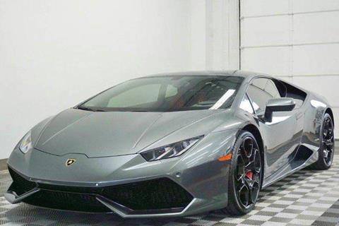 2016 Lamborghini Huracan for sale in Longview, TX