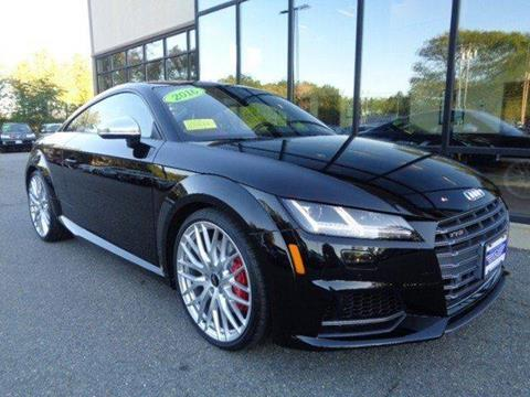 2016 Audi TTS for sale in North Providence, RI