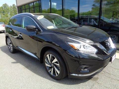 2016 Nissan Murano for sale in North Providence, RI