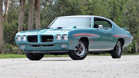 1970 Pontiac GTO for sale in Longview, TX