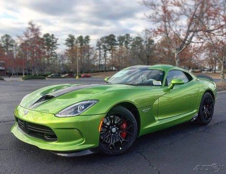 2017 Dodge Viper for sale in North Providence, RI