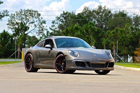2014 Porsche 911 for sale in Longview, TX